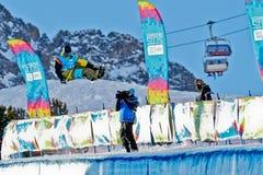olympic ungdom för 2012 lekar Arkivfoto