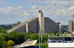 The Olympic Village Stock Images