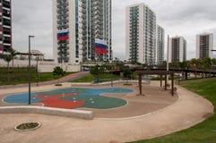 Olympic Village Royalty Free Stock Photos