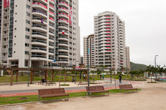 Olympic Village Stock Images