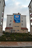 Olympic village in Sochi Royalty Free Stock Images