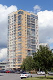 The Olympic village in the West of Moscow. Stock Image