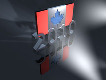 Olympic Winter Games - Vancouver. Illustration about Olympic Winter Games in Canada - Vancouver - isolated Royalty Free Illustration