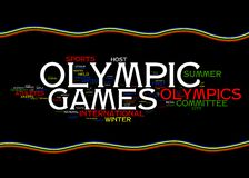 Olympics Royalty Free Stock Photography