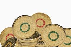 Olympics coins 2016 Australia Royalty Free Stock Photos
