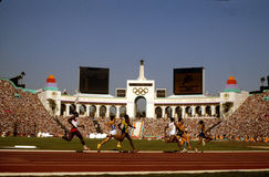 1984 Olympics Los Angeles Royalty Free Stock Images