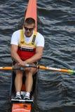Olympics medallist Ondrej Synek Stock Image