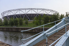 Olympics Park and Stadium Stock Photography