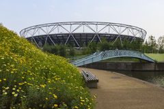 Olympics Park and Stadium Stock Images