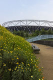 Olympics Park and Stadium Royalty Free Stock Photos