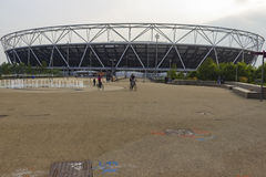 Olympics Park and Stadium Royalty Free Stock Images