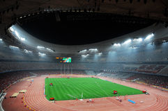 Olympics van Peking statium Stock Fotografie