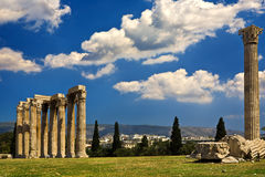 Olympieion Stock Images