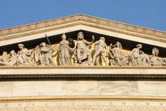 Olympiere 12 Götter Lizenzfreies Stockfoto