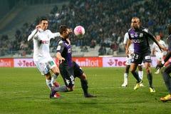 Olympique De Marseille gegen Toulouse FC Lizenzfreies Stockfoto