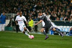Olympique De Marseille gegen Toulouse FC Lizenzfreie Stockfotografie