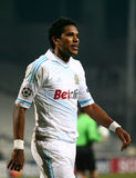 Olympique de Marseille's Brandao Stock Photography