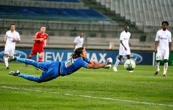 Olympique de Marseille's Elinton Andrade Stock Images