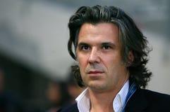 Olympique de Marseille's President Vincent Labrune Stock Photo