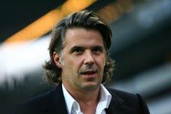 Olympique de Marseille's President Vincent Labrune Royalty Free Stock Images