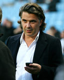 Olympique de Marseille's President Vincent Labrune Royalty Free Stock Image