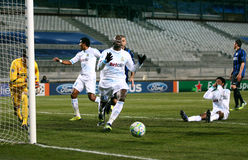 Olympique de Marseille's Souleymane Diawara Stock Photography
