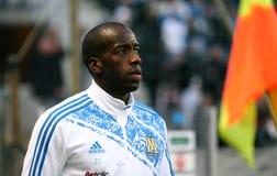 Olympique de Marseille's Souleymane Diawara Royalty Free Stock Photos