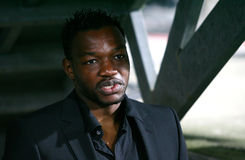 Olympique de Marseille's Steve Mandanda Stock Photos
