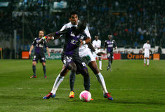 Olympique de Marseille vs Toulouse FC Stock Photography