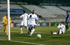Olympique De Marseilles Souleymane Diawara Stockfotografie