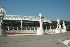 Olympisch stadion Royalty-vrije Stock Fotografie