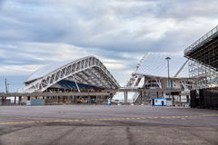 Olympisch stadion Fisht in Sotchi, Rusland Stock Foto