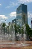Olympische Brunnen Stockfoto