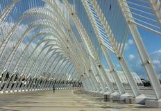 Olympische Complex van Athene Stock Fotografie