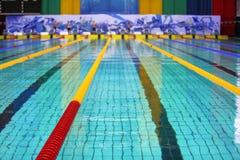 Olympische complexe Sporten Stock Foto