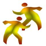 Olympische illustratie Royalty-vrije Stock Foto's