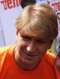 Olympische kampioen in kunstschaatsen Alexei Yagudin Royalty-vrije Stock Fotografie