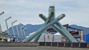 Olympische Ketel Stock Afbeelding