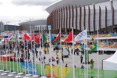Olympische Orte für Rio2016 Lizenzfreie Stockfotos