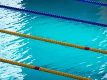 Olympische Pool Royalty-vrije Stock Fotografie