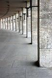 Olympische Spalten Berlin Stockbilder