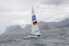 Olympische Spelen Rio 2016 Stock Fotografie