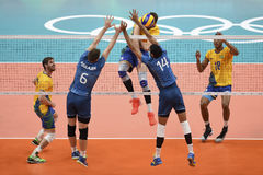 Olympische Spelen Rio 2016 royalty-vrije stock fotografie