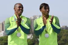 Olympische Spelen Rio 2016 Stock Afbeelding