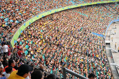 Olympische Spiele 2016 Lizenzfreie Stockfotos
