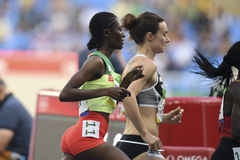 Olympische Spiele Rio 2016 Stockbilder