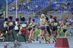 Olympische Spiele Rio 2016 Stockbild