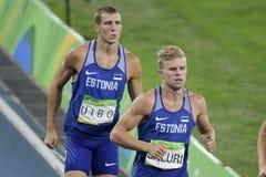 Olympische Spiele Rio 2016 Stockfotos