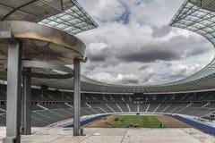 Olympische Stadien Berlins Stockbilder