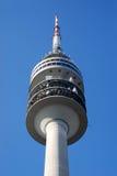 Olympische toren Royalty-vrije Stock Afbeelding
